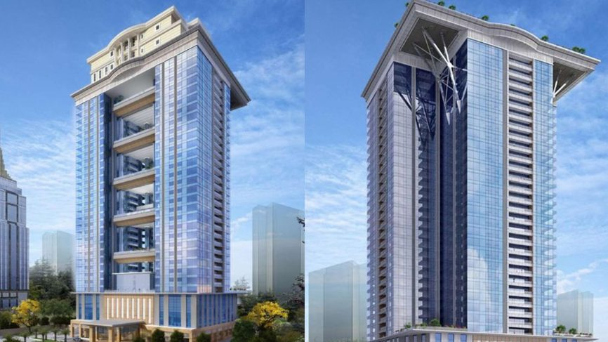 Vijay Mallya Who Was Famous In India For U201cKing Of Good Timesu201d Is Very  Excited Of His New Luxurious Sky Mansion As It Is On The Verge Of  Completion But His ...