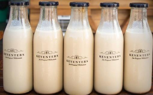 Keventers Comeback Story From 19th Century Vintage Dairy