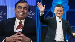 Mukesh Ambani pips Alibaba's Founder Jack Ma to become Richest Man in Asia