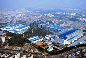 Samsung sets up the World's Largest Mobile Phone Factory in Noida, Uttar Pradesh