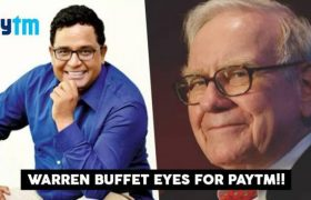 Warren Buffett Takes First Direct Stake in India With Paytm