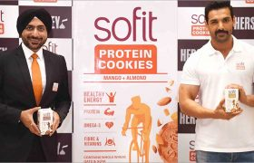 Hershey India eyeing into $2.8 billion Premium Biscuit market, launches Sofit protein cookies