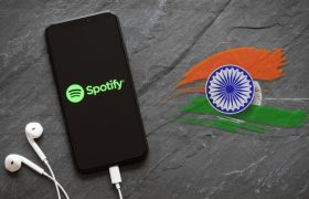 Swedish Music Streaming service Spotify launched in India; logs 1 Million users in less than a week