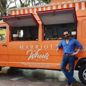 Marriott International Launches Its First Ever Food Truck 'Marriott On Wheels'