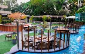 Indore Marriott Hotel launches open-air Indian Restaurant '54 Praangan'