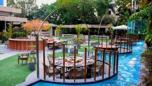Indore Marriott Hotel launches open-air Indian Restaurant '54 Praangan'