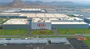 Kia Motors builds 1.1 Billion Dollar Manufacturing Plant in Andhra Pradesh, India