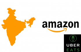 Amazon, Amazon India, Ecommerce, Uber Eats, Food Delivery Business, Food Order And Delivery, Amazon Prime App, Zomato, Swiggy, Online Food Order, Prime Membership, Food Home Delivery, Meal Delivery, Home made food