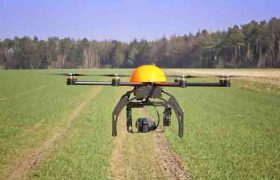 IIT-Madras, Smart Agricopter, Drone, Agriculture drone, drones in agriculture, Pesticides, Indian Institute of Technology, Fertilizers, traditional farming method, Agricultural Farms, Indian agriculture, multispectral imaginggovernment schemes for Indian Agriculture