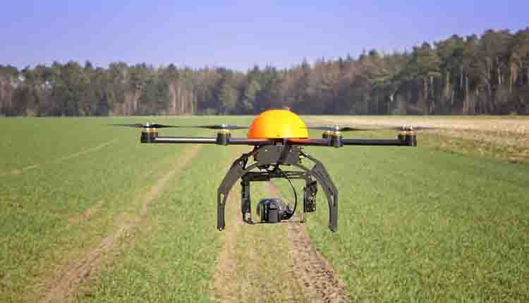 IIT Madras Students develop 'Smart Agricopter' to Eliminate