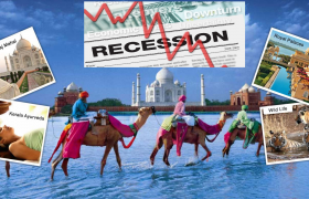 ITC Hotels, Thomas Cook Group, The Oberoi Group, Indian Hotels Company, Novotel, Accor Hotels, Jet Airways, Raghuram Rajan, GDP, Economic Slowdown, Li Kequiang Index For India, Arvind Subramanian, Overstated GDP, India's Growth Rate, Economic Reforms, Indian Economy, Recession In Indian Company, Real GDP Growth, Main Driver Of India's Growth, Economic Survey Of 2018-19, Well Paying Jobs In India, Indian Economy, Economic Slowdown In India, Reasons For Economic Slowdown In India, Economic Slowdown, Economy, India