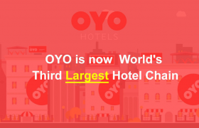 Marriot, Intercontinental, Accor, hotels, motels, hospitality service, hospitality industry, rooms, hotel management, hospitality, airbnb, OYOpreneurs, growth, WorkAtOYO, Hotel Chain, Hotel Chain, World's Largest Hotel Chain, Middle East, South East Asia, Europe, Ritesh Agarwal, India, China, Sequoia Capital, Lightspeed Venture Partners, SoftBank Vision Fund, Sequoia, Lightspeed, Greenoaks Capital, SoftBank, Tiger Global