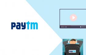 Paytm, Online Content, News, Short Videos, Live TV, TV Shows, Web Series, Short Films, Netflix, Flipkart, Amazon, Hotstar, Balaji Telefilms, Zee5, Video Content, Digital Content