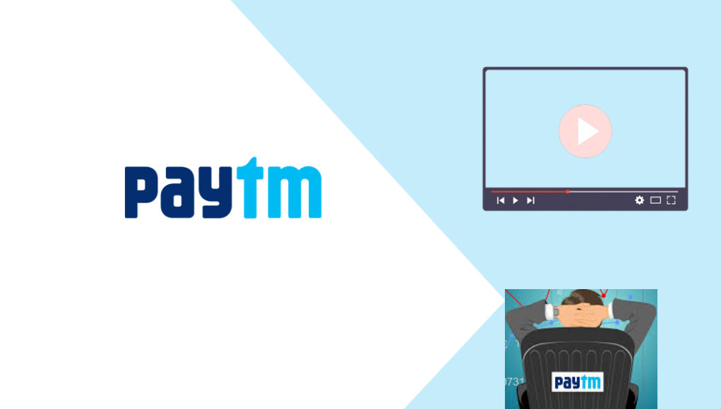 Paytm enters Online Content Space to offer News, Short