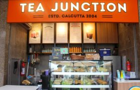 Tea Junction, quick service restaurants, QSR Tea Junction, Business expansion, Retail Chain, Tea Retail Outlet, Skaet, South Delhi, North India, Kolkata, Junction Cafe, Hotel restaurants, Ambuja Neotia, Parthiv Neotia, Harshvardhan's son and Co-founder of Tea Junction
