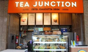 Tea Junction, quick service restaurants, QSR Tea Junction, Business expansion, Retail Chain, Tea Retail Outlet, Skaet, South Delhi, North India, Kolkata, Junction Cafe, Hotel restaurants, Ambuja Neotia, Parthiv Neotia, Harshvardhan's son and Co-founder of Tea Junction