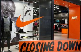 Nike, Nike India, Footwear, Sports Gear, Nike shuts down store in India, Nike fires employees in India, sneakers, Nike Franchise, Nike Clearance store, Nike Factory Outlet, Nike India Closing down, India's Economic Slowdown, Indian Recession, Indian Economic Crisis, Slowdown in India, GDP Growth in India, Gdp Decline in India