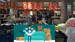 Indian Stores, Indian Retail Stores, Ecommerce Festive Sales, Big Billion Days, The Great Indian Festival, Amazon, Flipkart, Snapdeal, Myntra, Jabong, Paytm, Six Day Festive Sales, RedSeer Consulting Report, Gross Merchandise Value, GMV, India's Biggest E-Commerce Platforms, Flipkart And Amazon, Market Supremacy, E-Commerce Revenues, Economy, Growth, Slowdown, Recession, Unemployment, Vicious Cycle, Business, Retail, Online, Ecommerce, Offline, Organized retail sector, Unorganized retail sector, Retail Sales, Retail Demand, Uncertainty in Indian Retail Sector, Indian Consumer Sentiment