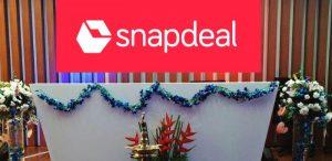 Snapdeal, Diwali Season Sale, Kunal Bahl, CEO Of Snapdeal, E-Stores, Snapdeal Snap-Diwali Sale, Ecommerce Festive Sales, Big Billion Days, The Great Indian Festival, Amazon, Flipkart, Myntra, Jabong, Paytm, Six Day Festive Sales, RedSeer Consulting Report, Gross Merchandise Value, GMV