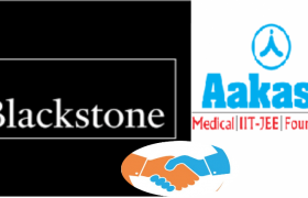 Aakash Coaching, Aakash Medical, Aakash Educational Institute, Blackstone Group, education and test preparation firm, medical exams, engineering exams, competitive exams, Private Equity, Stake Sale