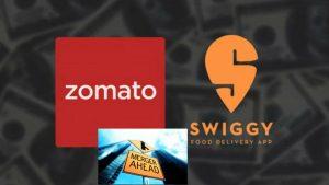 Amazon food delivery, flipkart food delivery, Swiggy, swiggy zomato merger, zomato, Startups, valuations, funding, technology startuo, india, unicorns, Uber eats