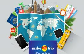 Online Travel Firm, MakeMyTrip, Alternative Accommodation Properties, Double-Digit Growth, Vipul Prakash