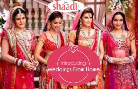 marriage, shaadi.com, matrimonial site, Marriage online, Video Call, Video Conferncing, lockdown, millennials, Marry online, Weddings from Home, Matrimony app, Bride, Groom, Wedding Planner