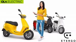 Indian Startup, Ola Electric, Mobility, Amsterdam, Dutch Firm, Electric Scooter, Etergo, Electric Vehicles, Electric Scooter, Indian Firm, Ola Cabs, Ride Hailing Services, Soft Bank, Bart Jacobsz Rosier, Bhavish Aggarwal, OEM