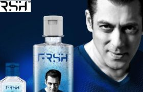 Salman Khan, Indian Actor, Bollywood Actor, personal care, grooming brand, FRSH, perfumes, sanitizers, body wipes, deodorants, Lara Dutta, Mahesh Bhupati, Arias, Virat Kohli, One8, Skincare Products, Hygiene Products, Eid Mubarak, Eid 2020, Movie Radhe, Hand Sanitizer, Bollywood Superstar, Bollywood Celebrities,