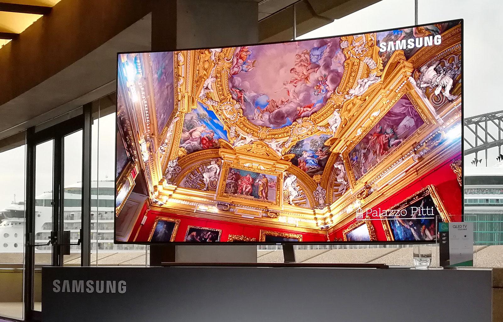 Samsung QLED TV Archives - BIZTECHINDIA