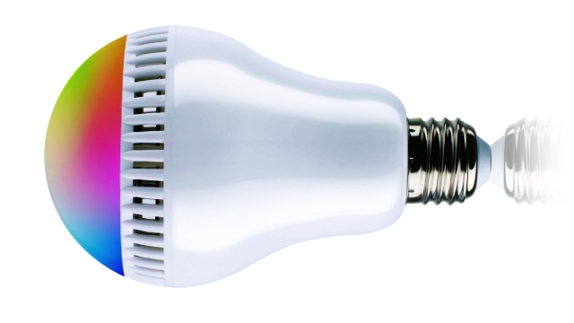 Syska Led Launches Sonic Led Bulb With Built In Speaker At